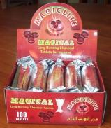 New - Top Grade Magic Lite Charcoal - Click for Detail View