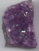 Amethyst Druze - Top Quality - Dark Purple - Click For Larger View
