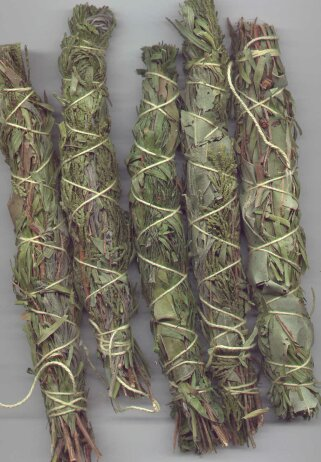 Australian Native Smudge Sticks - All Natural