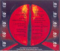 Click to view Back of CD Cover - Celtic Soup